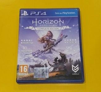 Horizon Zero Dawn Edizione Completa PS4
